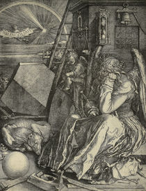 Duerer, Melancholia von AKG  Images