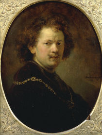 Rembrandt, Selbstbildnis 1633 by AKG  Images