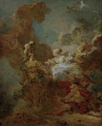 J. H.Fragonard,Venus greift in d.Kampf.. von AKG  Images
