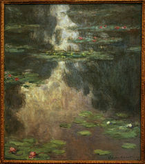 C.Monet, Seerosen by AKG  Images