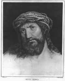 Nepomuk Strixner, Ecce Homo by AKG  Images
