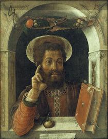 A.Mantegna, Evangelist Markus by AKG  Images