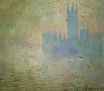 Claude Monet, Parlament (London) by AKG  Images