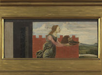 Botticelli, Salome mit Haupt Johannes by AKG  Images