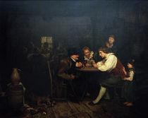 Die Falschspieler / Gem.v.L.Knaus by AKG  Images
