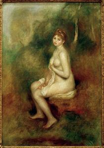 A.Renoir, Nu dans un paysage by AKG  Images