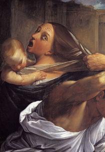 G.Reni, Bethlehemit.Kindermord, Ausschn. von AKG  Images