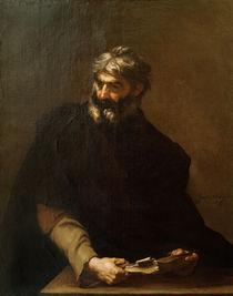 Protagoras v. Abdera / Gem.v.J.de Ribera by AKG  Images