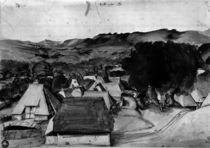 Duerer, Ansicht des Dorfes Kalchreuth von AKG  Images