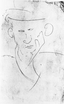 Blaise Cendrars / Zng.v.Modigliani von AKG  Images