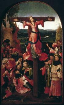Bosch, Altar der Hl.Julia, Mitteltafel by AKG  Images