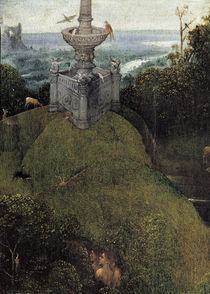 H.Bosch, Das irdische Paradies, Ausschn. by AKG  Images