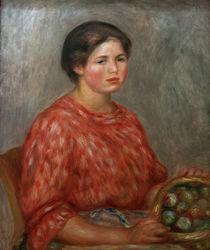 Renoir, La Fruitiere von AKG  Images