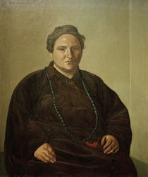 Gertrude Stein / Gemaelde v. F.Vallotton by AKG  Images