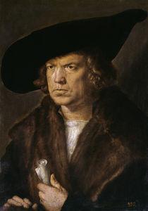 Duerer, Bildnis eines Unbekannten / 1521 by AKG  Images