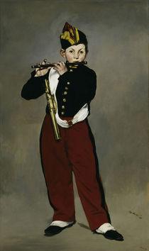 Manet / Der Pfeifer/ 1866 by AKG  Images