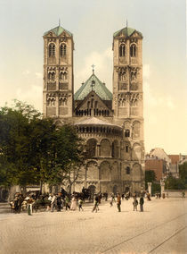 Koeln, St.Gereon / Photochrom by AKG  Images