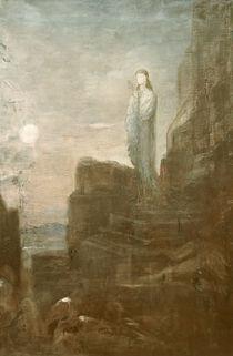G.Moreau, Helene sur les remparts.. by AKG  Images