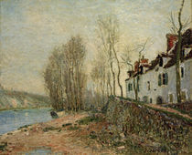 Alfred Sisley, Saint-Mammes by AKG  Images