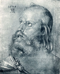 Albrecht Duerer, Kopf eines Apostels by AKG  Images