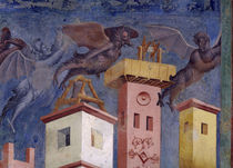 Giotto, Daemonen by AKG  Images
