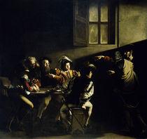 Caravaggio, Berufung des Matthaeus von AKG  Images
