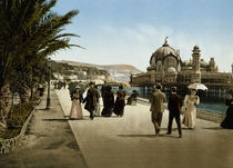 Nizza, Casino de la Jetee / Photochrom by AKG  Images