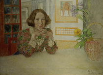 C.Larsson, Annastina Alkman by AKG  Images