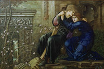 E.Burne, Jones, Liebe in den Ruinen by AKG  Images