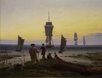 C.D.Friedrich, Die Lebensstufen / 1834 by AKG  Images