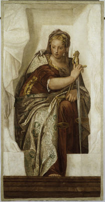 Justitia / Gemaelde von Veronese von AKG  Images
