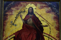 R.v.d.Weyden, Christus Weltenrichter by AKG  Images
