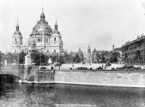 Berlin,Dom mit Schlossplatz/Foto Levy von AKG  Images
