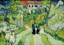 V.v.Gogh, Treppe in Auvers von AKG  Images