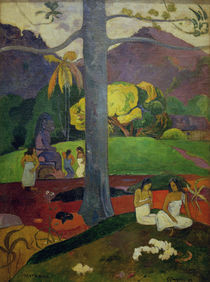 P.Gauguin, Matamua by AKG  Images