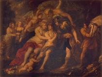 Rubens, Herkules am Scheidewege von AKG  Images
