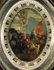 Veronese, Triumph Mardochais by AKG  Images