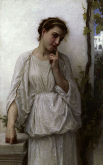 W.A.Bouguereau, Traeumerei by AKG  Images