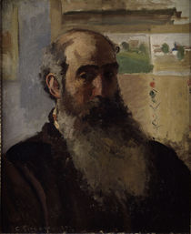Camille Pissarro, Selbstbildnis by AKG  Images