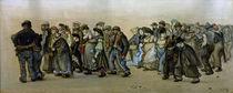 H.Zille, Spandauer Arbeiterzug von AKG  Images