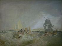 W.Turner, Schiffahrt Themsemuendung von AKG  Images