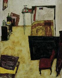E.Schiele, Zimmer des Kuenstlers von AKG  Images