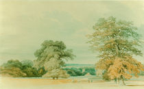 W.Turner, Landschaft in Kent by AKG  Images