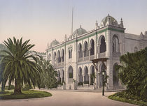 Algier, Sommerpalast des Gouverneurs by AKG  Images
