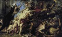P.P.Rubens, Die Folgen des Krieges von AKG  Images