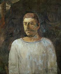 Paul Gauguin, Selbstbildnis 1896 von AKG  Images