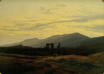 C.D.Friedrich, Ruine Eldena by AKG  Images