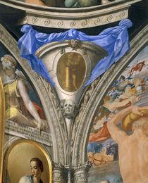 A.Bronzino, Fortitudo von AKG  Images