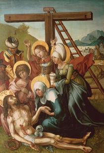 Albrecht Duerer, Die Beweinung Christi by AKG  Images