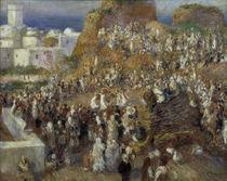 A.Renoir, La Mosquee, fete arabe von AKG  Images